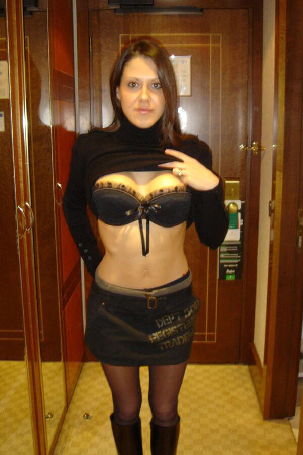 This cheating amateur wife is ready for some fun